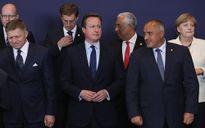 Bữa tối buồn của ông Cameron ở Brussels
