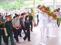 Quảng Ninh: Tổ chức chu đáo đón di hài liệt sĩ Lê Văn Đình