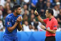11 cầu thủ Italy đối mặt án treo giò