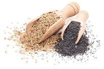 Vừng đen kích thích gan tiết mật, giảm cholesterol