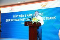 Vietnam Post và LienVietPostBank kỷ niệm 5 năm hợp tác