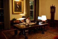Tổng thống Obama về đêm: Những giờ riêng tư quý giá