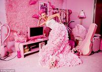 Khám phá cuộc sống của cô nàng 'cuồng' màu hồng nhất thế giới