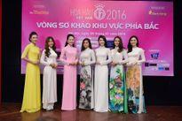 Đã tìm ra 32 người đẹp Chung khảo phía Bắc Hoa hậu Việt Nam 2016