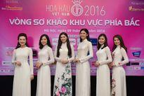 Top 32 thí sinh vào vòng chung khảo phía Bắc HHVN 2016