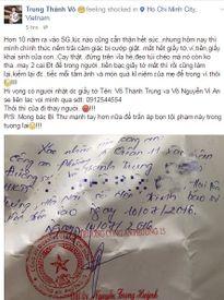 MC Thành Trung bị giật túi ở TP HCM
