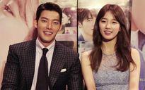 Kim Woo Bin - Suzy bất ngờ gửi lời chào fan Việt cực đáng yêu