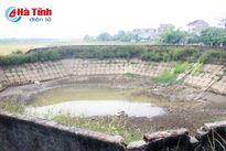 Nguy cơ thiếu nước sinh hoạt trên địa bàn Hà Tĩnh