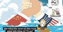 Dân Trung Quốc 'nhảy ngược lên' vì phán quyết về biển Đông