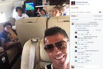 Ronaldo trở thành nạn nhân của dân mạng Việt Nam