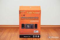 Đánh giá loa 2.1 GoldSound G551S-USB: tiếng ấm mượt, đọc nhạc tiện dụng