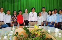 Hội LHPN TP.HCM: Thăm và giao lưu nữ học viên cai nghiện Phú Nghĩa –Bình Phước