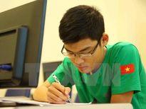 Học sinh Thái Bình lập cú đúp đạt huy chương vàng Olympic Toán quốc tế