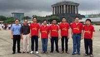 Việt Nam đạt thành tích cao tại Olympic Toán quốc tế 2016