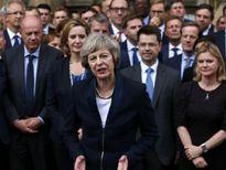 Nữ Thủ tướng Anh nhận sứ mệnh khó khăn