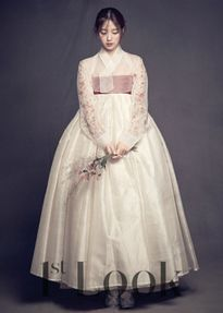 Mê mẩn nhan sắc mỹ nhân Hàn trong trang phục truyền thống Hanbok (P.1)