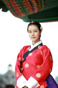 Mê mẩn nhan sắc mỹ nhân Hàn trong trang phục truyền thống Hanbok (P.2)