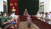 Tổng Bí thư Nguyễn Phú Trọng thăm và làm việc tại Điện Biên