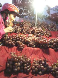 Trái cây Trung Quốc gắn mác Việt Nam bày bán vô tư