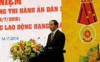 Chủ tịch nước: Cần nâng cao hiệu quả thu hồi tài sản tham nhũng