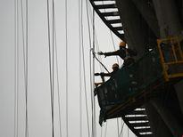 Trung Quốc: Thang máy rơi tự do khiến 8 công nhân thiệt mạng