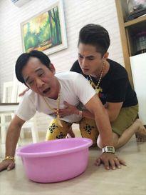 Nghệ sỹ Quang Tèo bị Du Thiên đầu độc?
