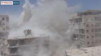 Quân đội Syria tăng cường tấn công hỏa lực tại thị trấn Darayya