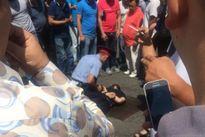 Cảnh sát Bộ Nội vụ Kazakhstan bắt 2 kẻ khủng bố (Video)