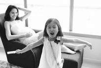 HH Hương Giang tung bộ ảnh mới trước khi sinh con thứ hai