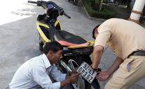 Nhận lại xe máy ở Gia Lai sau 2 năm mất trộm