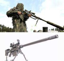 Lộ tầm bắn xa nhất của súng bắn tỉa