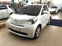 Chi tiết xe Toyota iQ giá 550 triệu đồng tại Việt Nam