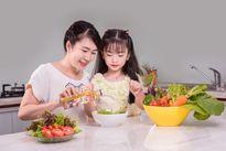 Thực đơn dinh dưỡng cho trẻ 9 tuổi