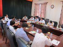 Đoàn Triều Tiên thăm, trao đổi kinh nghiệm tại Hội KHHGĐ Việt Nam