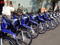 Chi tiết mẫu xe cào cào Yamaha XTZ 125 giá 52 triệu đồng tại Hà Nội