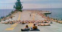 Thủy thủ tàu sân bay Liên Xô làm gì khi rảnh rỗi?