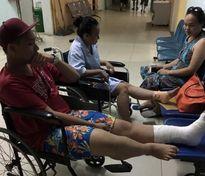 Du khách tố bị bỏ rơi sau khi ngã gãy chân ở FLC resort