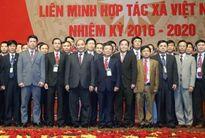 Ông Võ Kim Cự tái cử liên minh HTX Việt Nam nhiệm kỳ 2016-2020 với số phiếu tuyệt đối