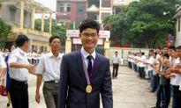 Con trai người phụ hồ 2 lần đạt HCV Olympic Toán quốc tế