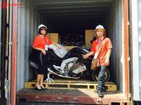 BMW K1600 GTL tiền tỷ vừa về tới Hà Nội có gì đặc biệt?