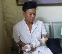 Thường Tín (Hà Nội): Giữa ban ngày, nhiều công nhân bị côn đồ 'truy sát'