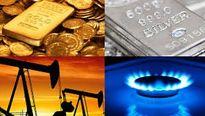 Hàng hóa TG sáng 22/7: Giá dầu giảm mạnh, vàng thoát đáy 3 tuần