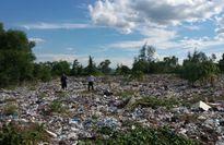 Phát hiện thêm 5 điểm đổ trái phép rác thải của Formosa