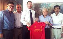 Việt Nam hợp tác với CLB Liverpool
