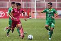 Trực tiếp XSKT Cần Thơ vs Sài Gòn FC vòng 17 V.League 2016