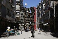 Thêm những hình ảnh nhói lòng về cuộc chiến Syria