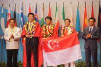 4 thí sinh Việt Nam đều giành huy chương Olympic Sinh học quốc tế 2016
