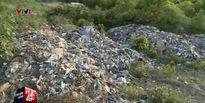 Di dời 5 điểm xả rác thải trái phép của Formosa