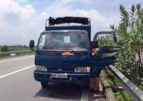CSGT Hà Nội tìm thấy xe ô tô bị kẻ gian lấy cắp sau hai giờ đồng hồ