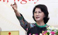 Chủ tịch QH cởi mở chia sẻ nhiều thông tin sau ngày tuyên thệ